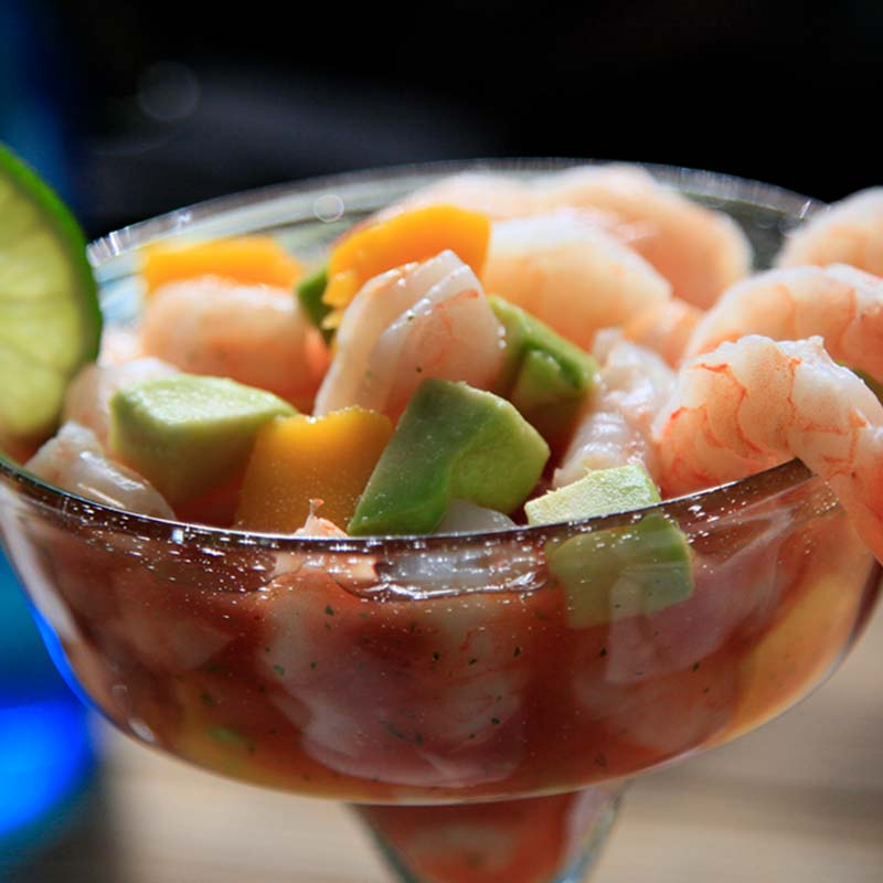 Shrimp Cocktail Clamato Food Recipe