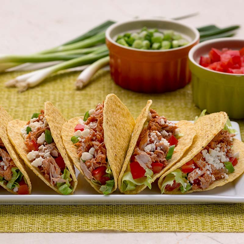 StarKist Tuna and Clamato Tacos Food Recipe